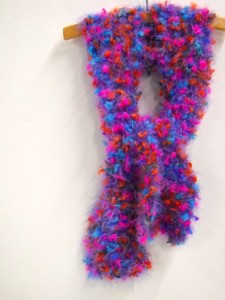 Toddler scarf by Stitchknit