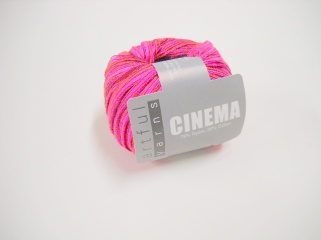 Hot Pink Yarn at Stitchknit