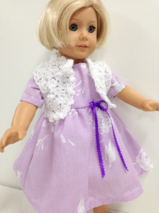 And, a special order for several outfits for a couple American Girl Dolls!  Soon to be adding these to the shop too.